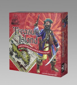 Treasure Island - from Burley Games